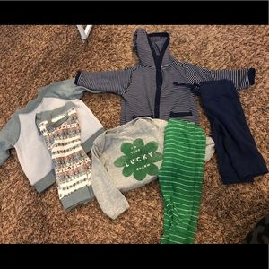 Old Navy 3-6 month lot